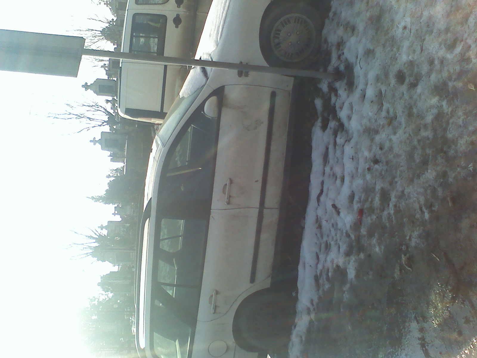 Fiat Marea avariat 2000 Benzina Combi - 09 Ianuarie 2011 - Poza 1