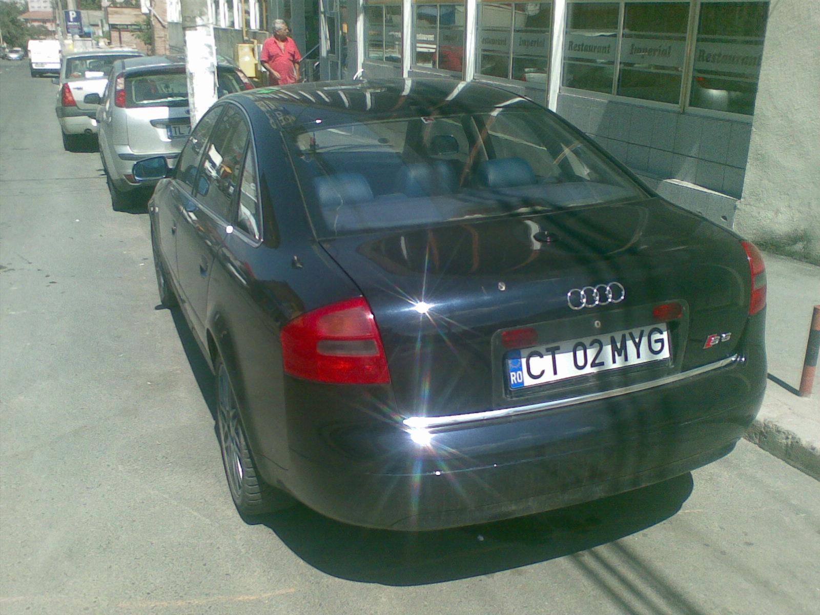 Audi avariat 1998 Diesel Berlina - 12 Februarie 2011 - Poza 5
