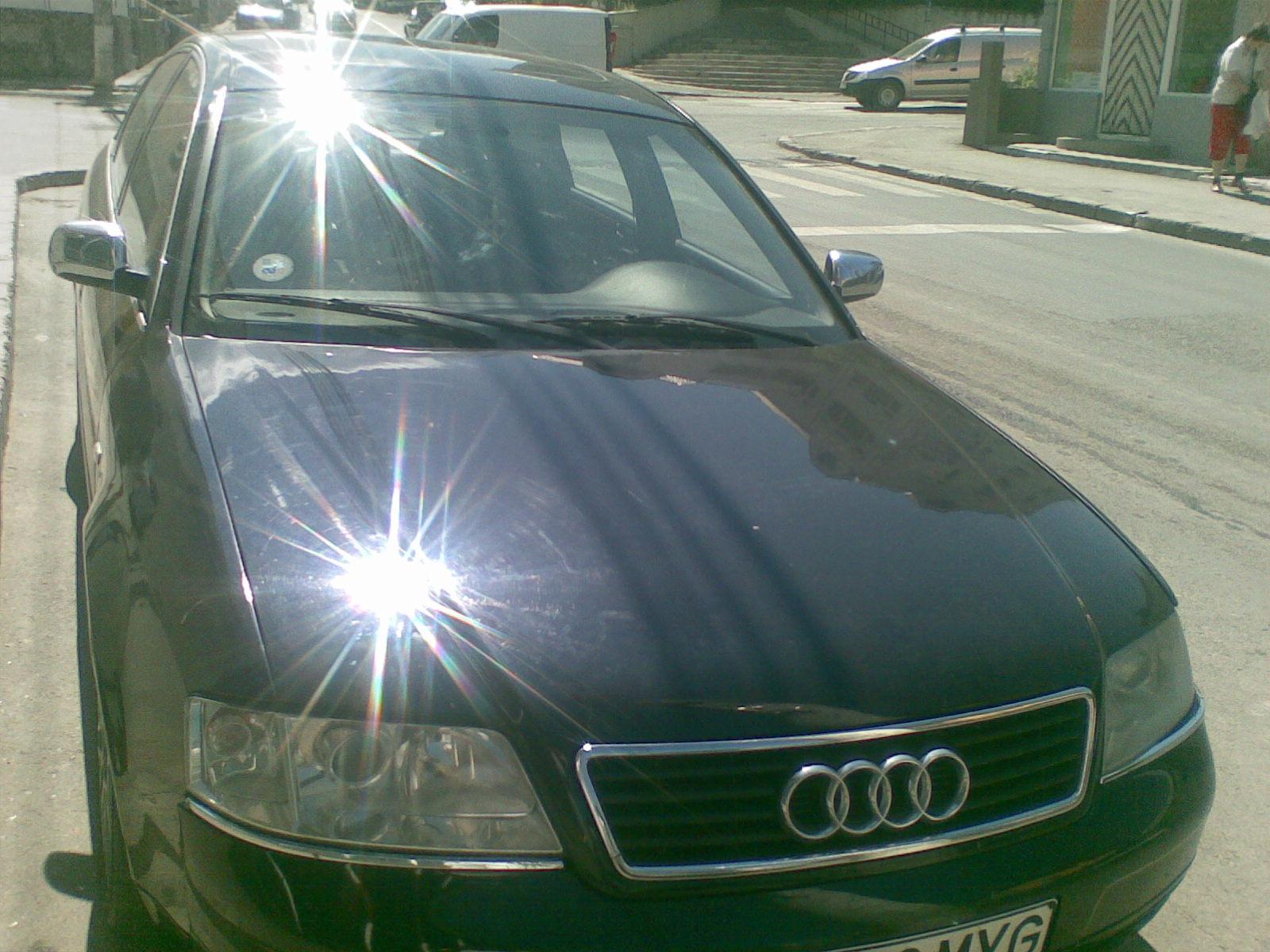 Audi avariat 1998 Diesel Berlina - 12 Februarie 2011 - Poza 1