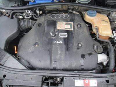 Audi A4 avariat 2000 Diesel Berlina - 31 Ianuarie 2011 - Poza 1