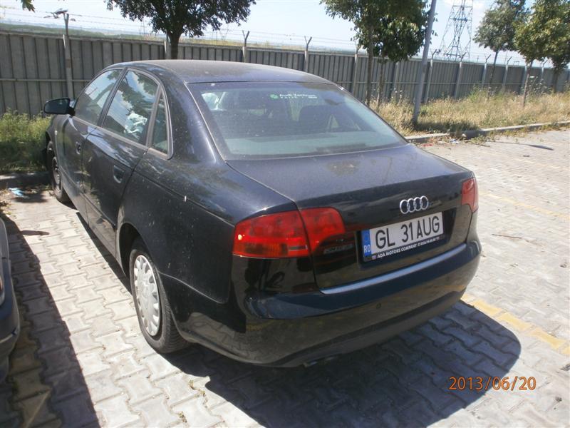 Audi A4 avariat 2006 Diesel Berlina - 26 Iunie 2013 - Poza 4