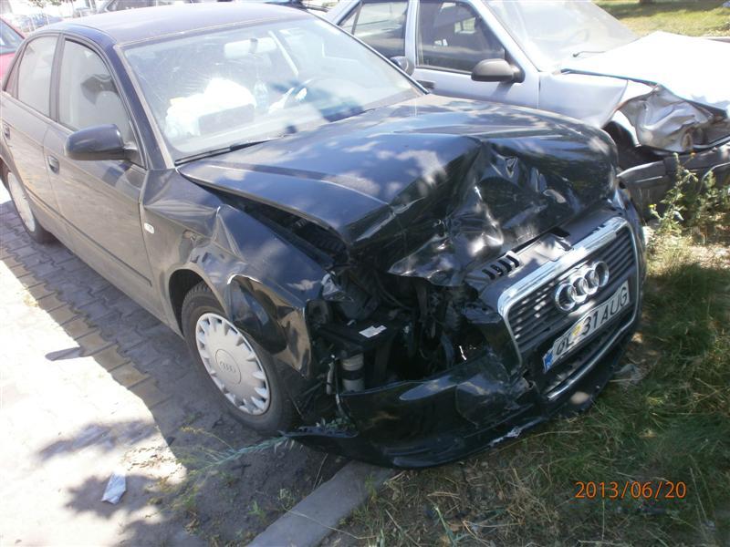 Audi A4 avariat 2006 Diesel Berlina - 26 Iunie 2013 - Poza 2