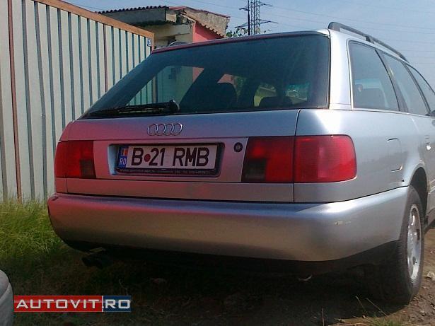 Audi A6 avariat 1997 Benzina Combi - 01 Septembrie 2011 - Poza 1