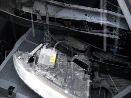 Audi A6 avariat 2001 Diesel Berlina - 16 Februarie 2011 - Poza 4