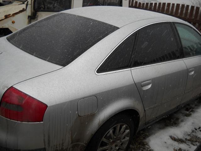 Audi A6 avariat 2001 Diesel Berlina - 16 Februarie 2011 - Poza 3
