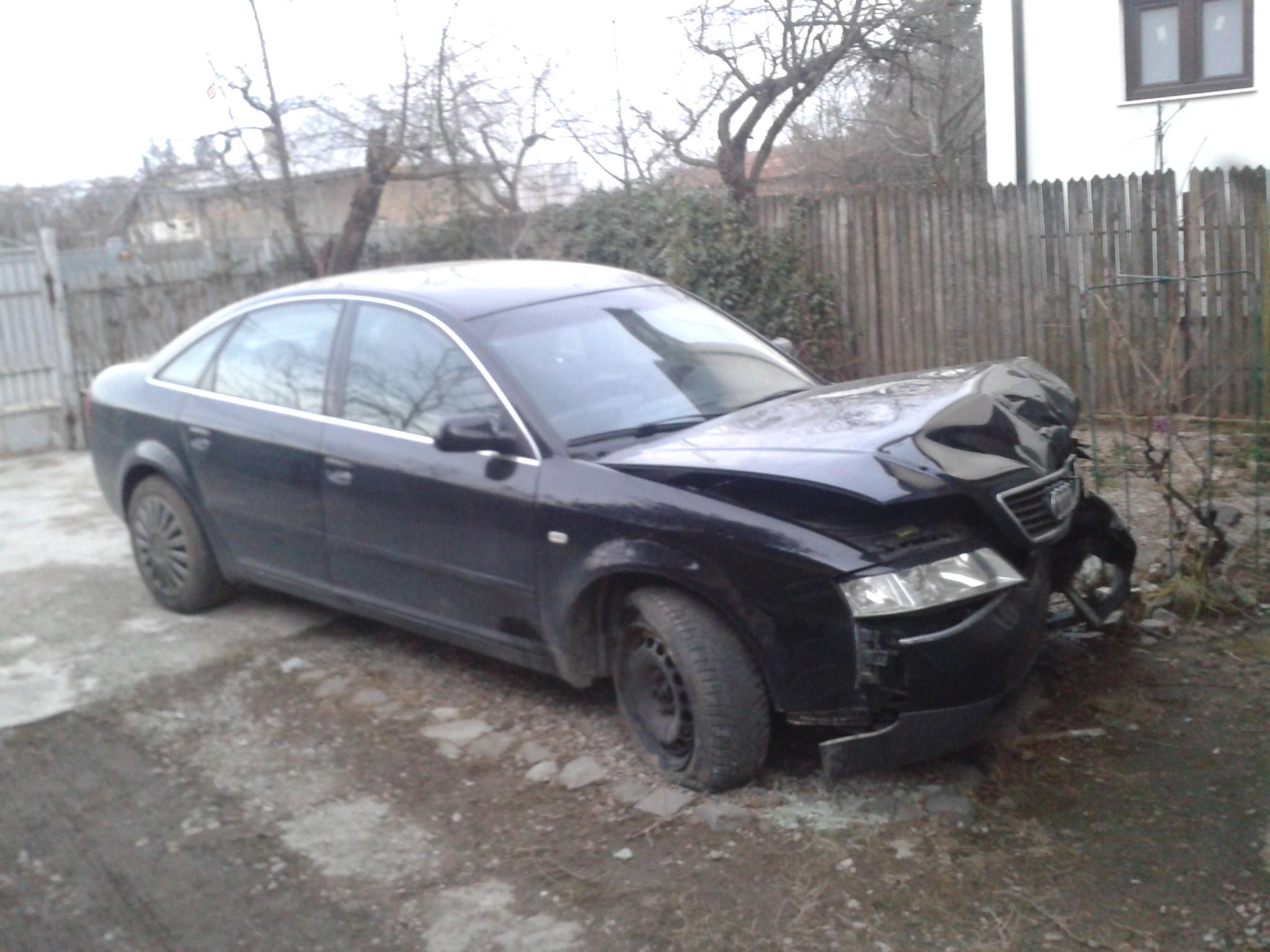 Audi A6 avariat 2001 Diesel Berlina - 09 Martie 2013 - Poza 2