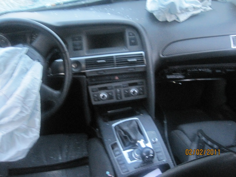 Audi A6 avariat 2005 Diesel Berlina - 07 Martie 2011 - Poza 5