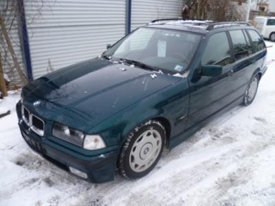 BMW 325 avariat 1996 Diesel Combi - 20 Aprilie 2011 - Poza 3