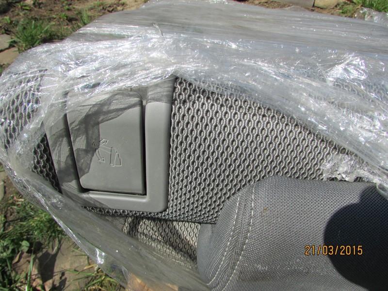 Bancheta Spate - Hyundai Santa-Fe din piese  dezmembrari auto - Poza 1