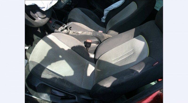Bancheta Spate - Seat Altea din piese  dezmembrari auto - Poza 2