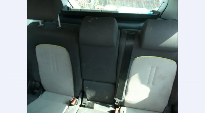 Bancheta Spate - Seat Altea din piese  dezmembrari auto - Poza 1