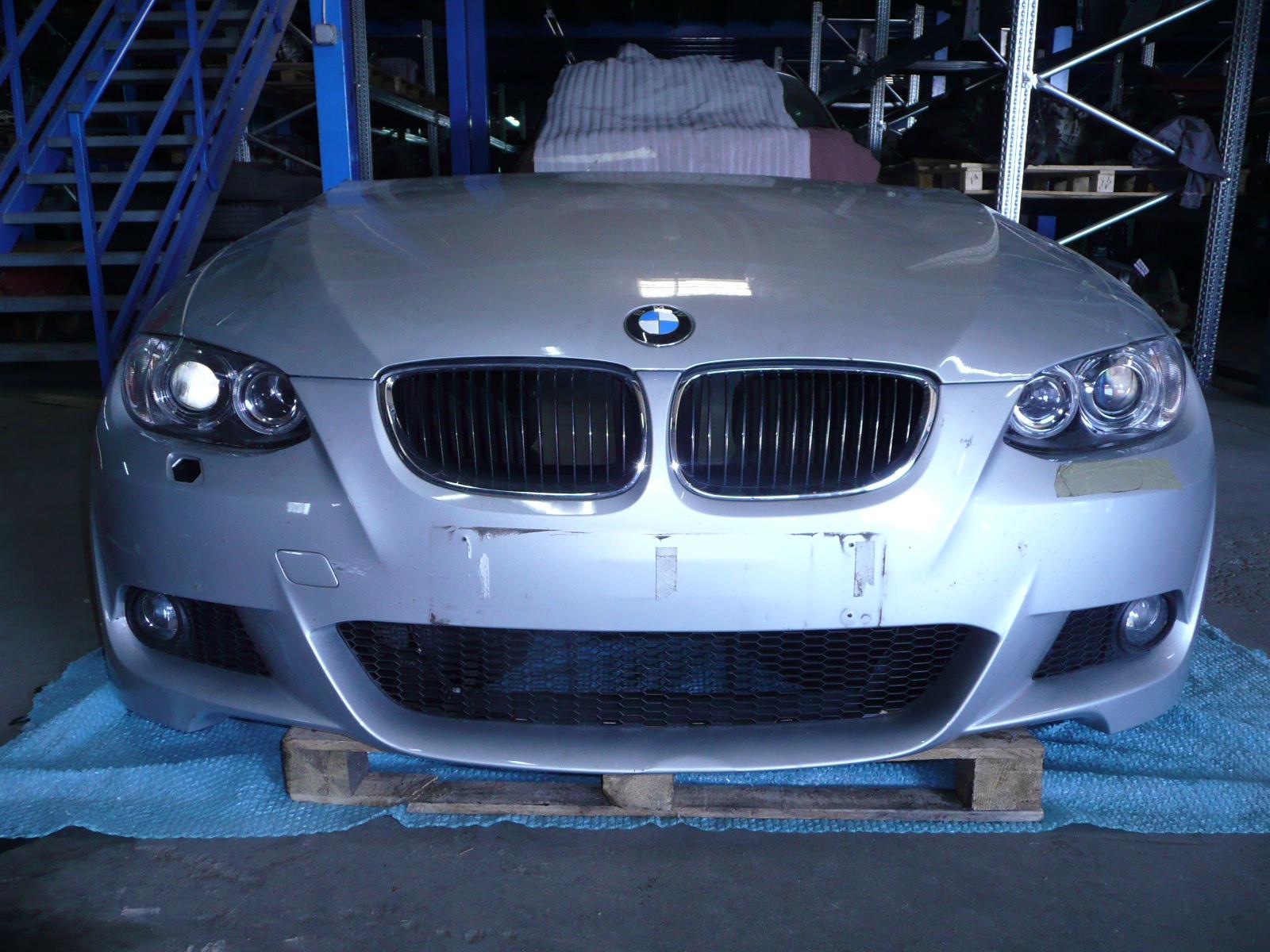Bara fata, capota, aripa BMW 320 - 04 Septembrie 2012 - Poza 3
