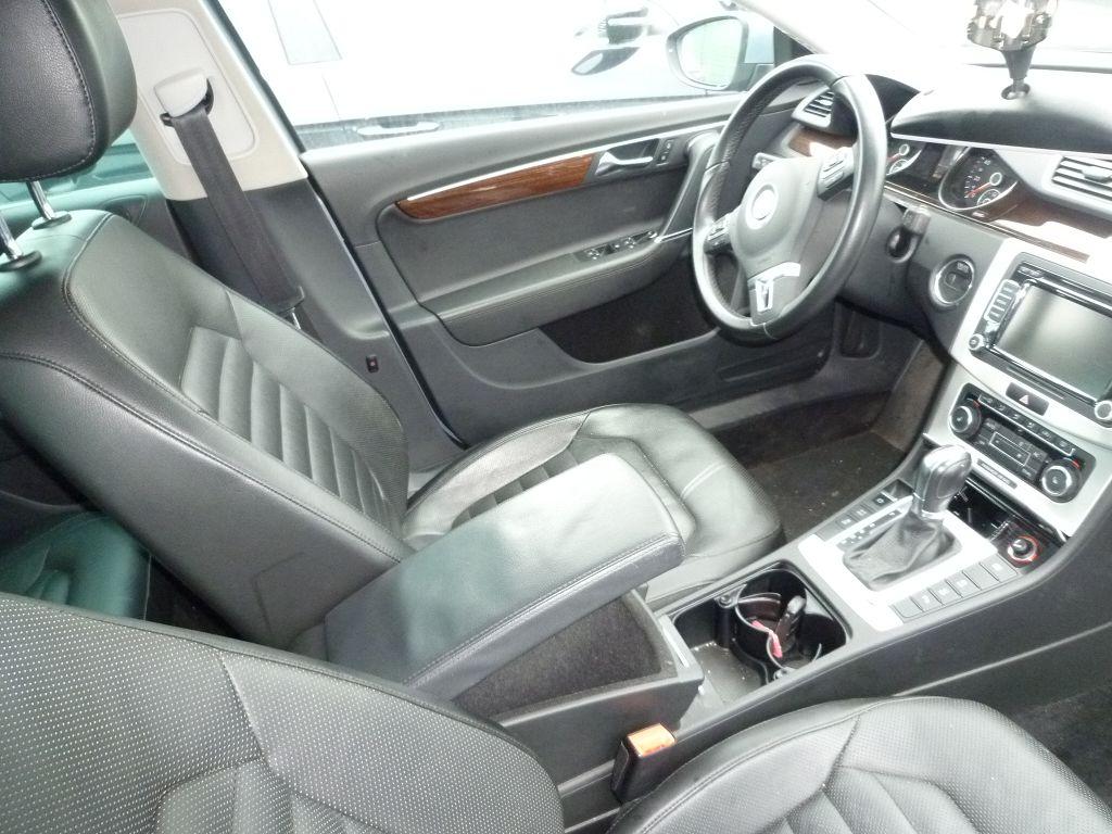 Bara fata, capota, faruri led Volkswagen Passat - 21 Iulie 2013 - Poza 1