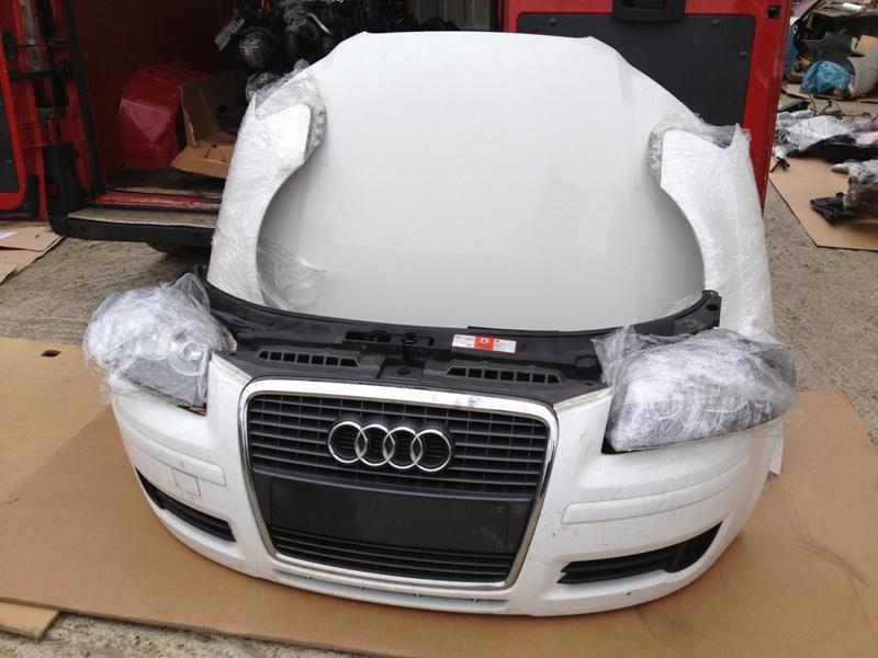 Bara fata, capota, tragher Audi A3 - 17 Aprilie 2013 - Poza 3