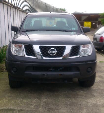 Bara fata + fata completa Nissan Pathfinder - 29 Iunie 2013 - Poza 2