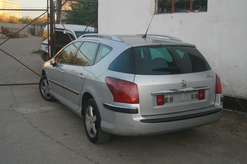 Bara spate - Peugeot 407 din piese  dezmembrari auto - Poza 2