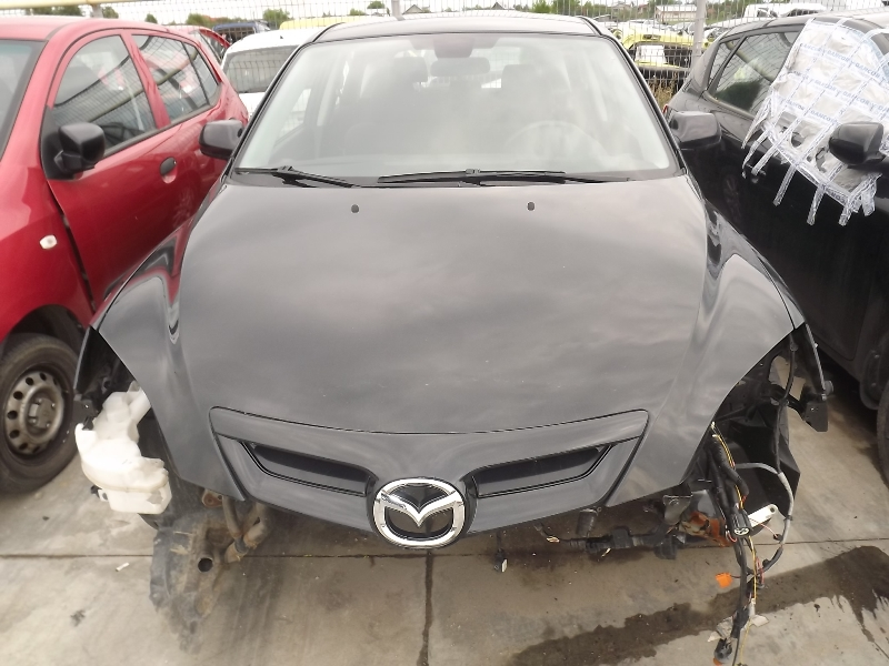 Capota motor, bara spate Mazda 3 - 01 Iunie 2012 - Poza 3