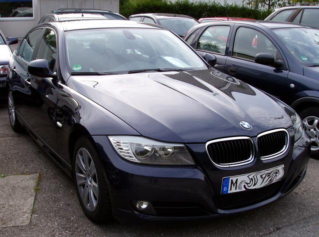 Capota motor + fata completa BMW 320 - 26 Martie 2013 - Poza 1