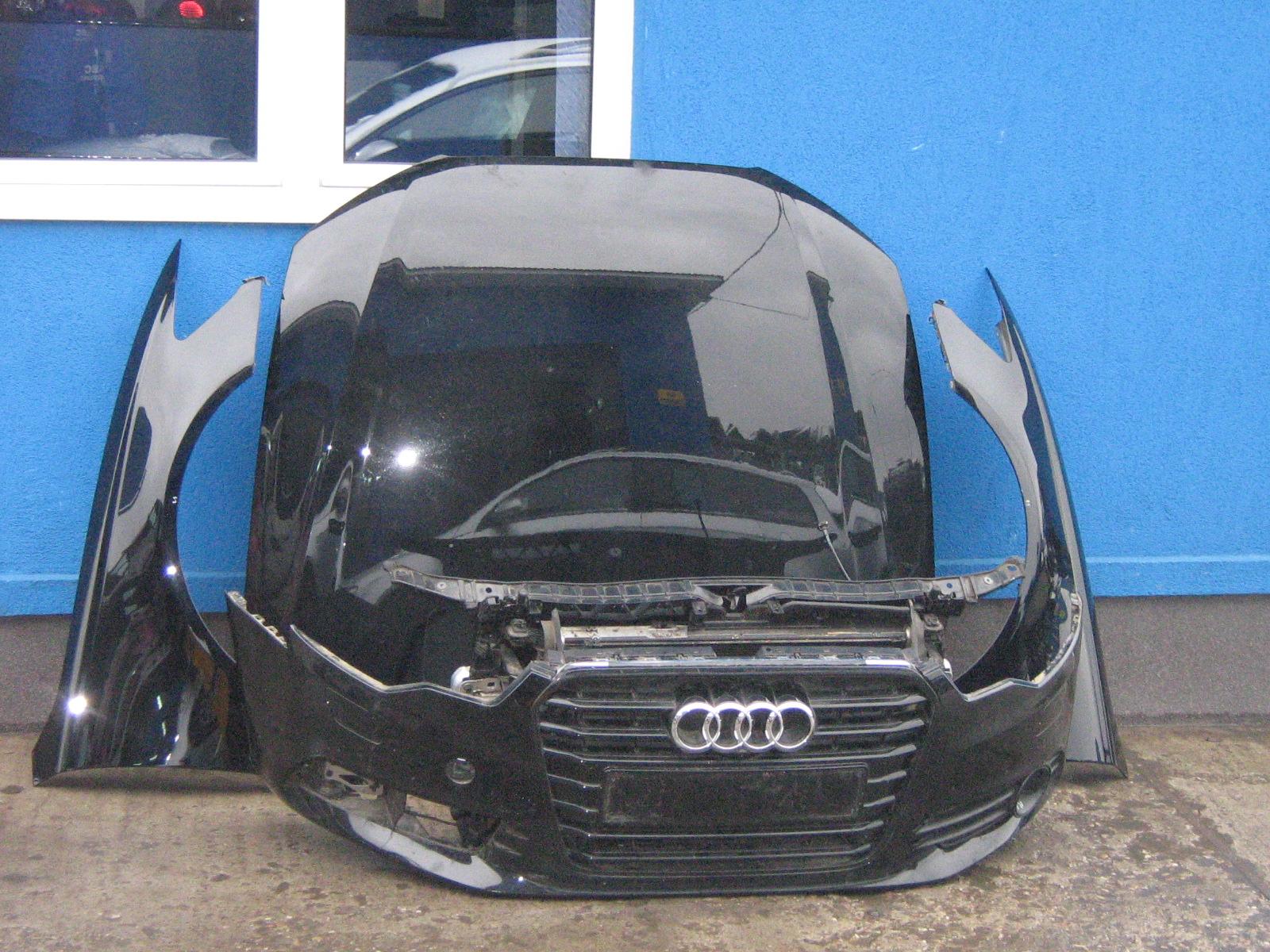 Capota motor Audi A6 - 11 Ianuarie 2012 - Poza 1