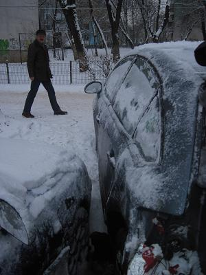 Citroen C4 avariat 2007 Benzina Hatchback - 30 Ianuarie 2013 - Poza 1