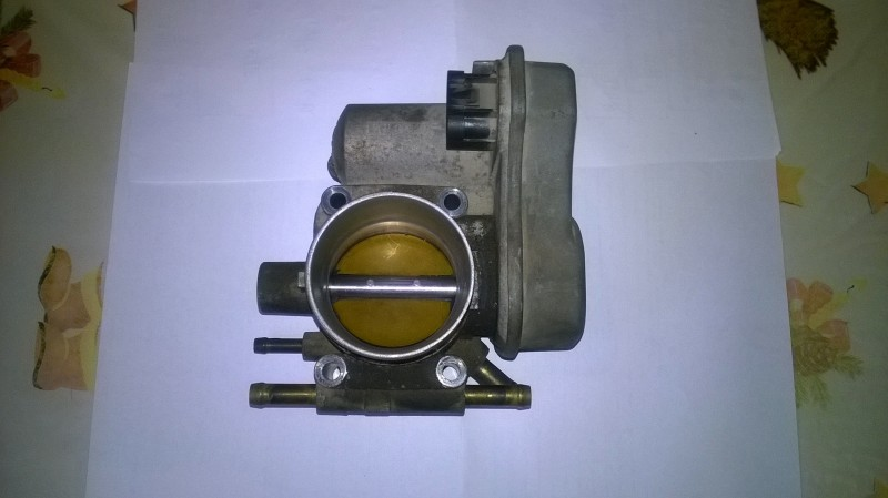 Clapeta Acceleratie - Opel Astra-G din piese  dezmembrari auto - Poza 1