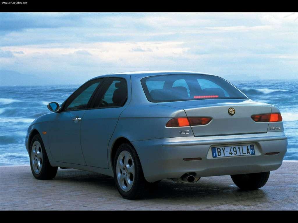 Dezmembrez Alfa Romeo 156 2001 Benzina Hatchback - 27 August 2012 - Poza 2