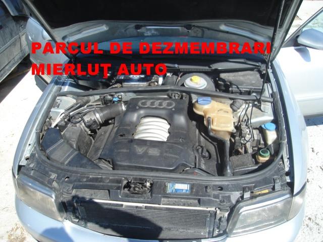 Dezmembrez Audi A4 1999 Benzina Combi - 20 Septembrie 2012 - Poza 2