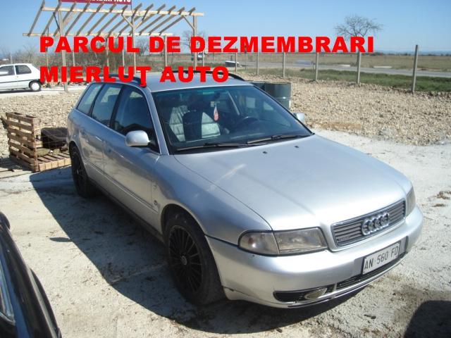 Dezmembrez Audi A4 1999 Benzina Combi - 20 Septembrie 2012 - Poza 1