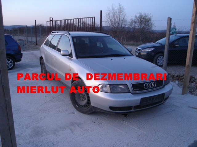 Dezmembrez Audi A4 1999 Diesel Combi - 20 Septembrie 2012 - Poza 1