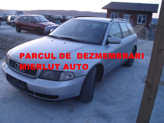 Dezmembrez Audi A4 1999 Diesel Combi - 20 Septembrie 2012 - Poza 4