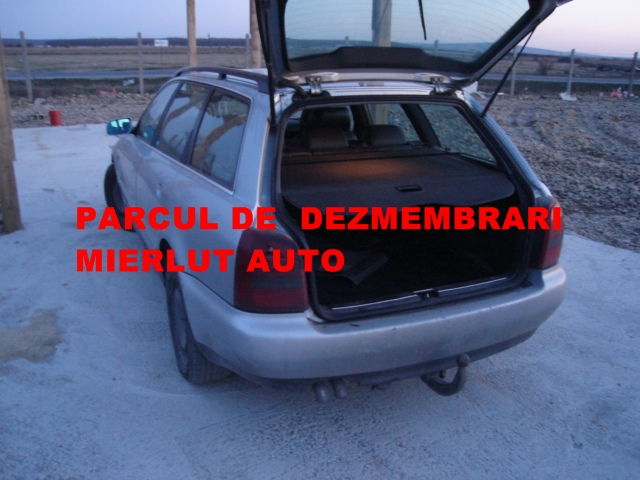 Dezmembrez Audi A4 1999 Diesel Combi - 20 Septembrie 2012 - Poza 3