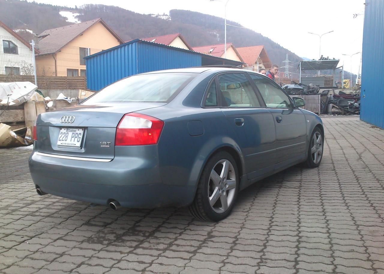Dezmembrez audi a4 2003 benzina berlina 24 februarie for Lunghezza audi a4 berlina