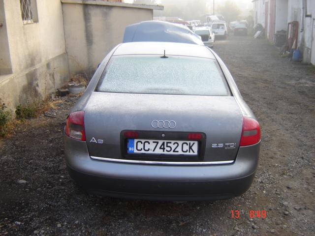 Dezmembrez Audi A6 1999 Diesel Berlina - 14 Octombrie 2011 - Poza 3