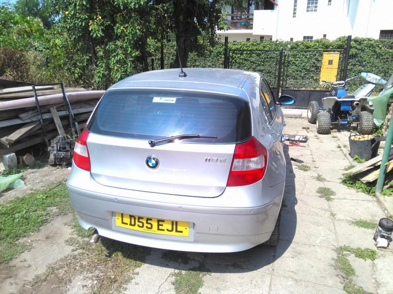 Dezmembrez BMW 118 - Poza 2