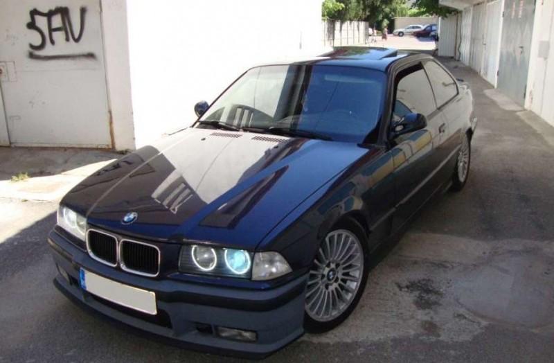 Dezmembrez BMW 318 - Poza 4