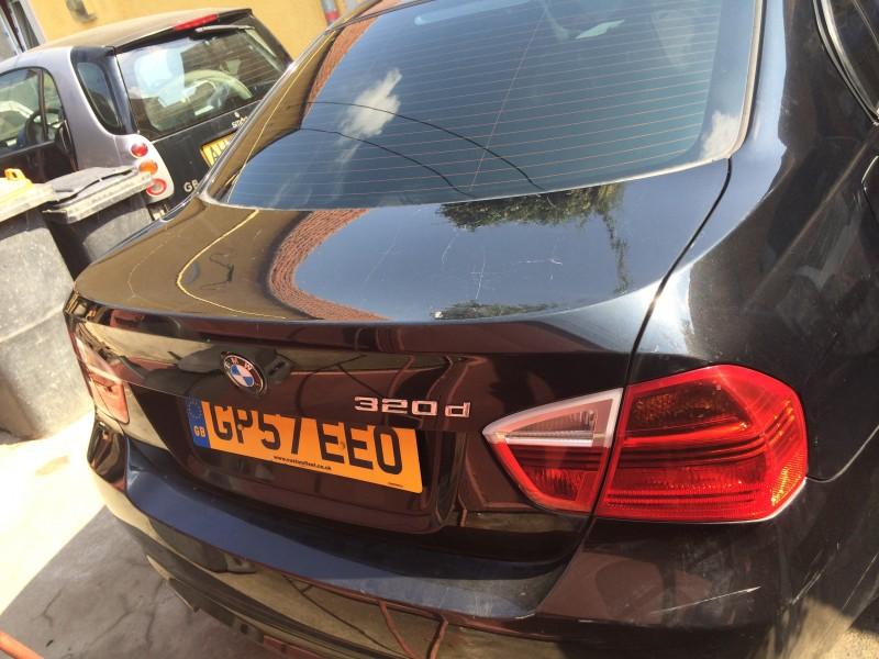 Dezmembrez BMW 320 - Poza 3