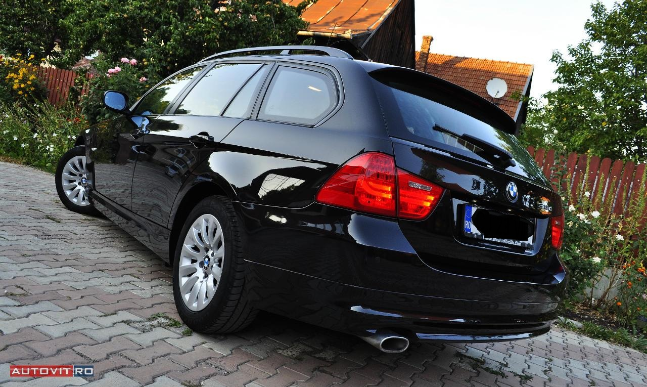 Dezmembrez BMW 320 2009 Diesel Combi - 05 Octombrie 2012 - Poza 1