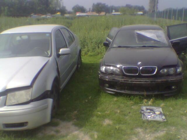 Dezmembrez BMW 330 2002 Diesel Combi - 20 Iulie 2011 - Poza 3