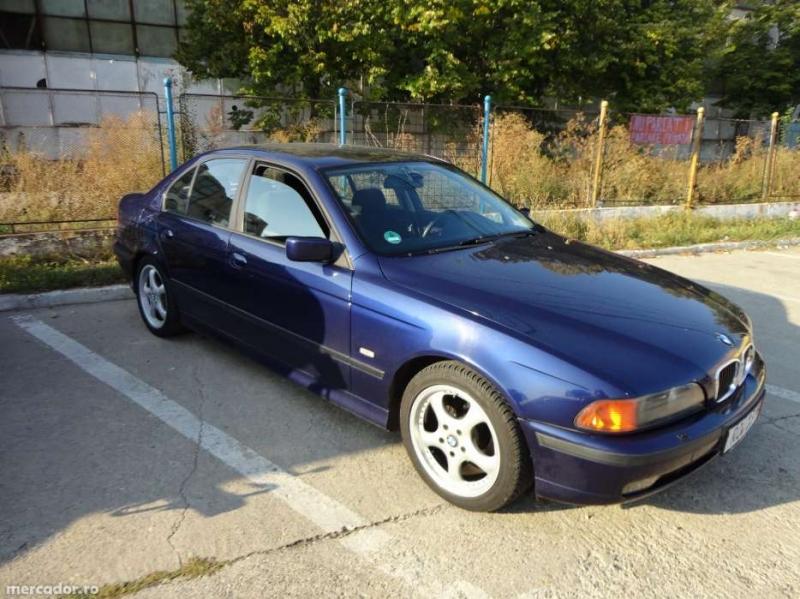 Dezmembrez BMW 520 - Poza 4