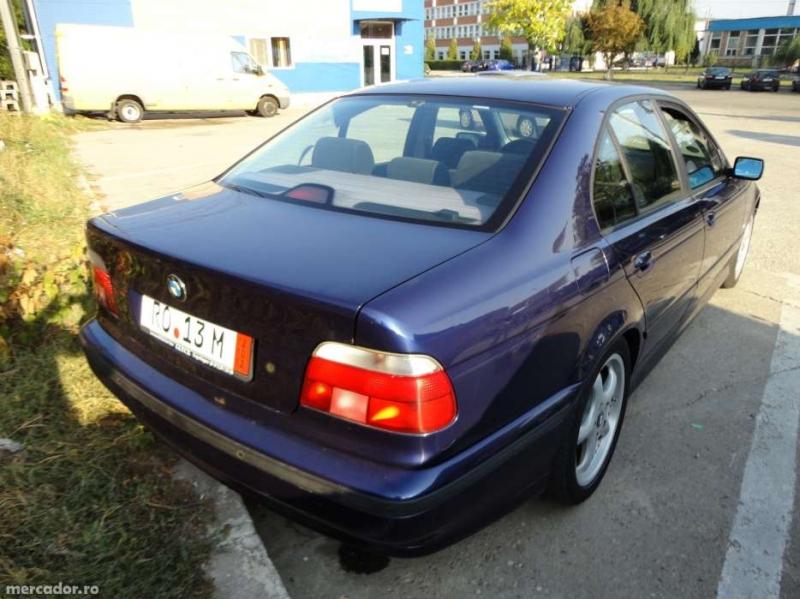 Dezmembrez BMW 520 - Poza 3