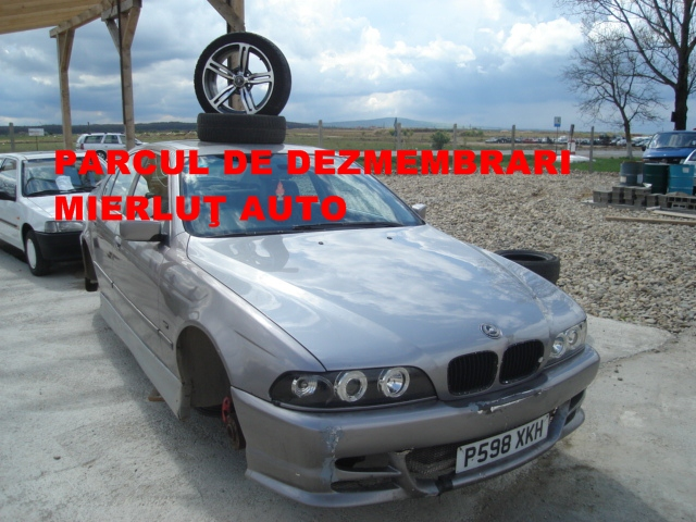 Dezmembrez BMW 520 2000 Benzina Berlina - 20 Septembrie 2012 - Poza 4