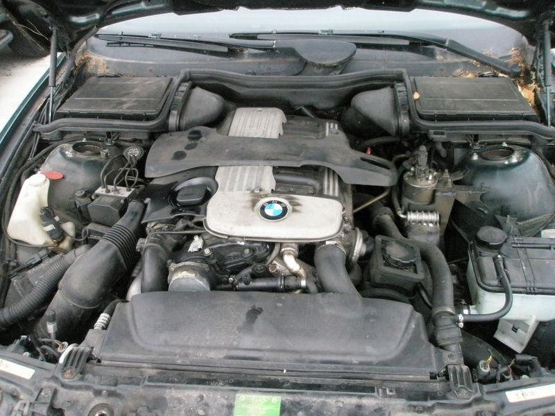 Dezmembrez BMW 525 - Poza 3