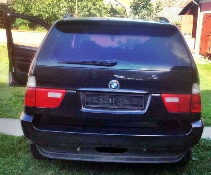 Dezmembrez BMW X5 - Poza 2
