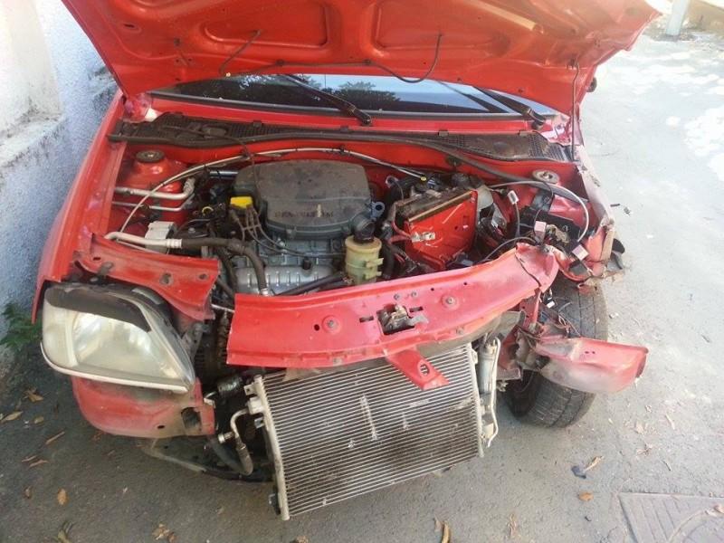 Dezmembrez Dacia Logan I - Poza 3