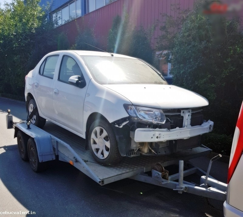 Dezmembrez Dacia Logan-III - Poza 1