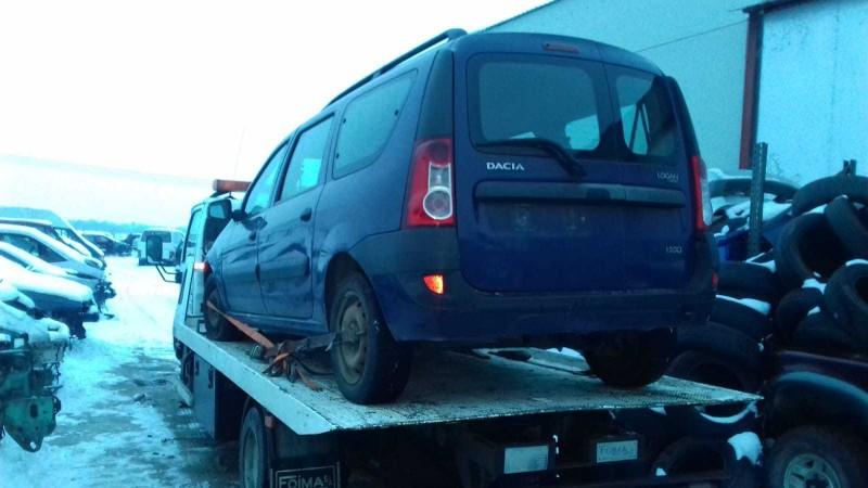 Dezmembrez Dacia Logan MCV - Poza 3