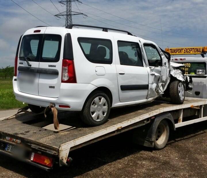 Dezmembrez Dacia Logan MCV - Poza 1