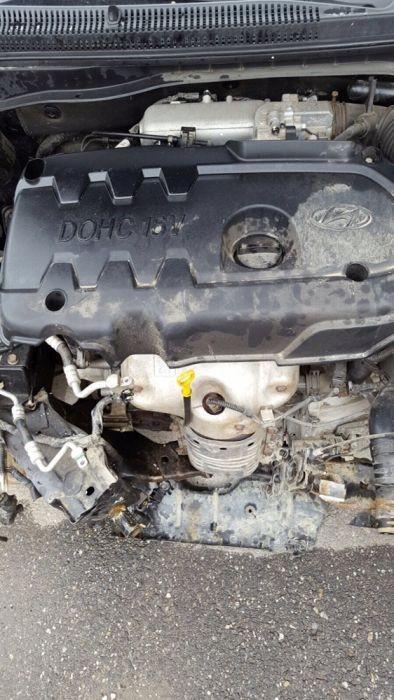 Dezmembrez Hyundai Accent - Poza 1