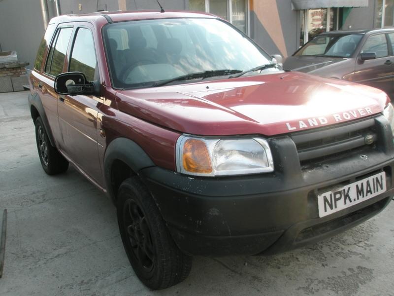 Dezmembrez Land Rover Freelander - Poza 4