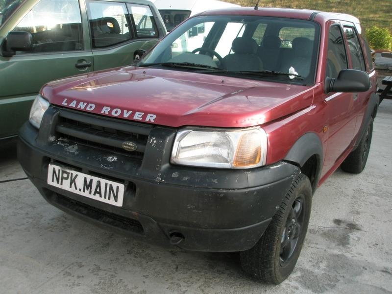 Dezmembrez Land Rover Freelander - Poza 3